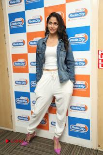 Actress Lavanya Tripathi Pictures at Radio City  0099.JPG