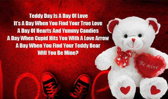 Happy Teddy Day HD Images Download