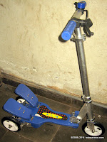 2 XLG 01 Leisure Dual Pedal Drive Scooter