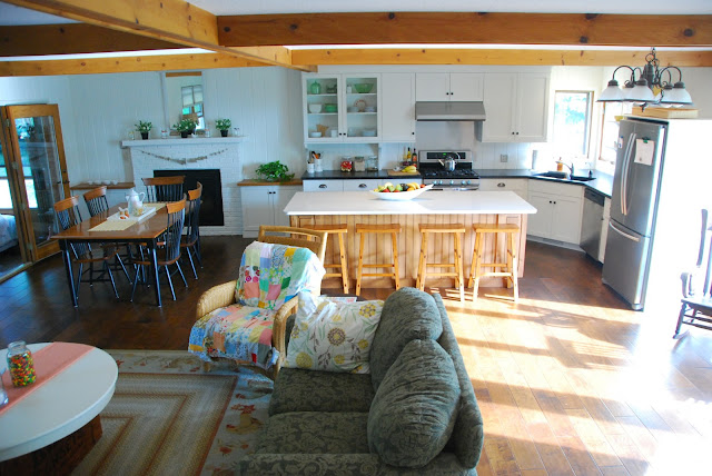Backsplash Behind Stove For White Kitchen