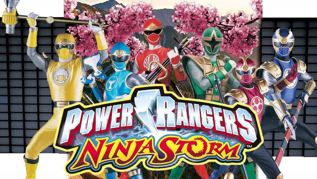 Power Rangers Ninja Storm HINDI Episodes