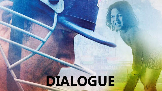 Sachin-A Billions Dreams Movie Dialogue | Sachin Tendulkar