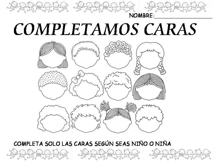 Dibujos De Aplicacio De Partes De La Cara: APOYO ESCOLAR ING MASCHWITZT CONTACTO TELEF 011-15