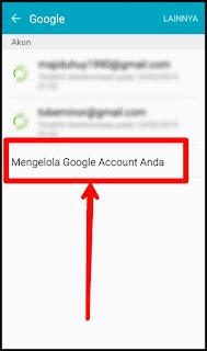 Cara Mengganti Foto Profil Gmail di HP Android 5