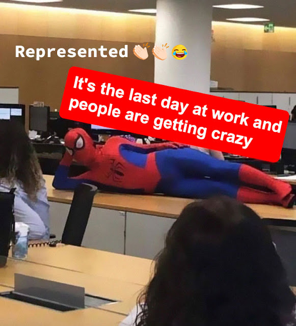 Bancário Homem Aranha4