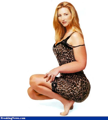 Hot Lisa Kudrow photos