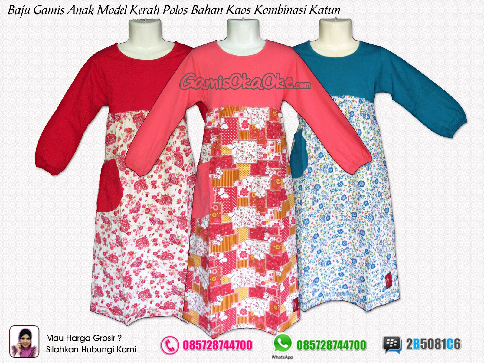 Baju busana muslim anak perempuan terbaru baju gamis Baju gamis anak kaos