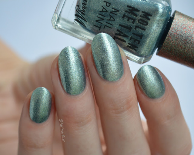barry m molten metals blue glacier furious filer