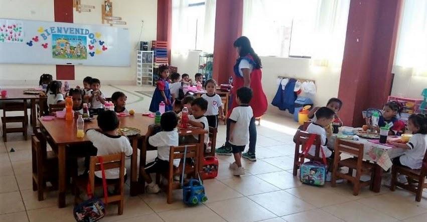 Lambayeque: Escolares de Tumán vuelven a las aulas tras ser declarada en emergencia