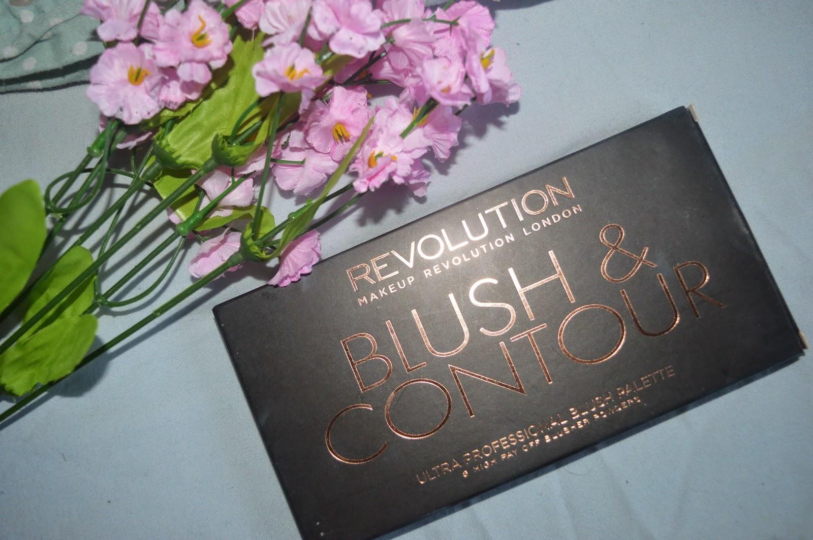 Makeup Revolution Sugar and spice Palette
