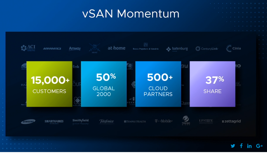 VMware positions NSX for multi-cloud, containerized networking