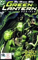 Lanterna Verde - Renascimento #3