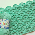 Free Pattern crochet Stitch Shell