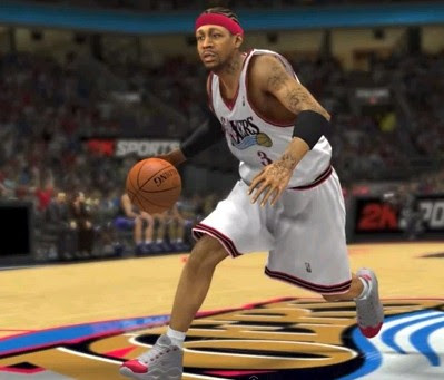 Allen Iverson Included in NBA 2k13 Roster: Checkout The
