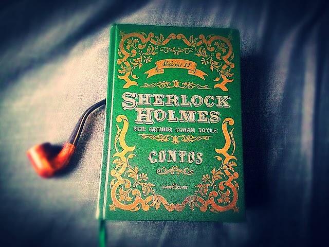 [RESENHA #184] SHERLOCK HOLMES: CONTOS (VOLUME II) PARTE I - SIR ARTHUR CONAN DOYLE