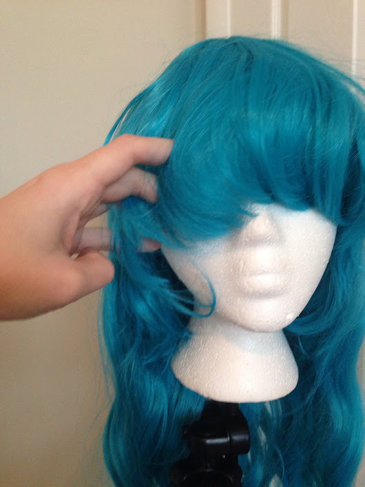 #WigWednesday Wig Care Tutorial: How to Brush and Restore Curly Wigs