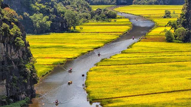 Ninh Binh - viajes vietnam