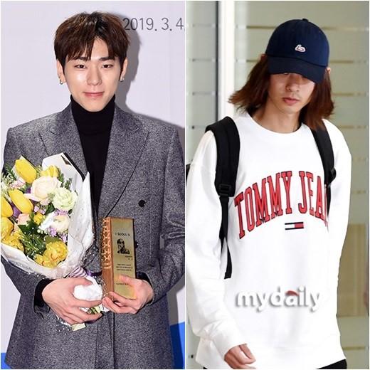 Seungri, Zico, Jung Joon Young