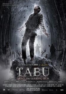 Film Tabu 2019 [CGV Cinemas]