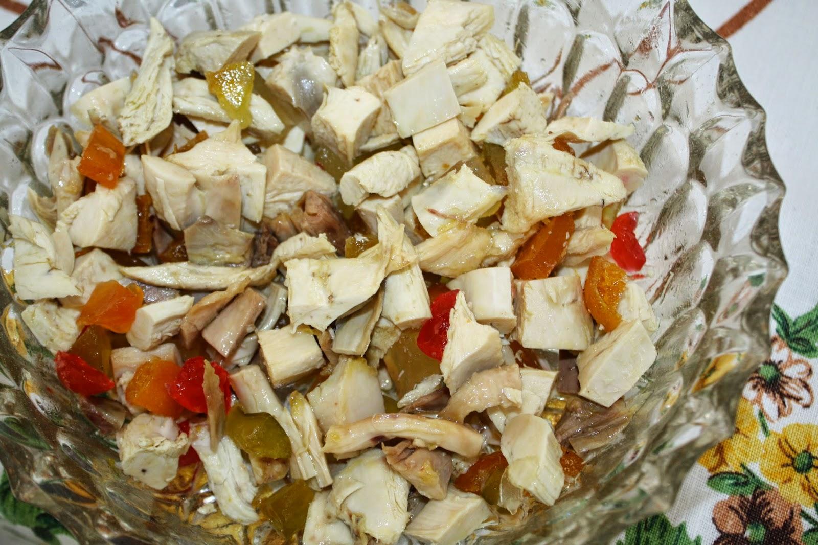 La cuciniera moderna insalata di cappone alla mantovana for Mantovana moderna