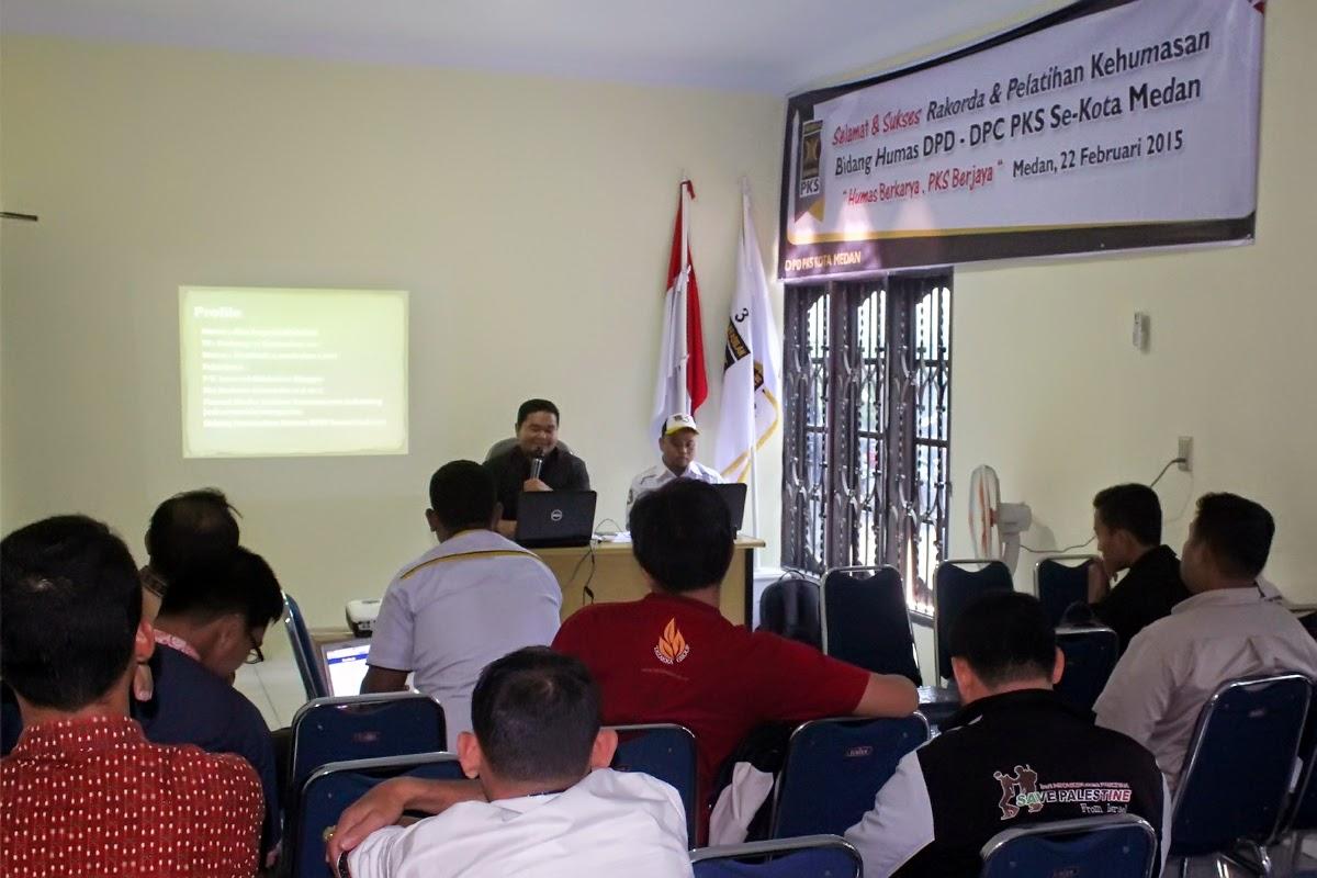 Pelatihan-Humas-PKS-Medan