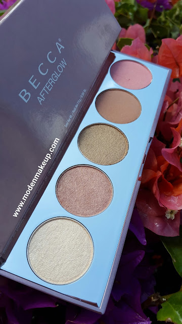 Becca Afterglow Palette - www.modenmakeup.com
