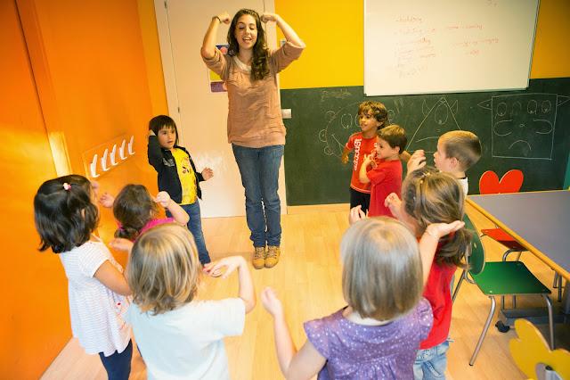 campamentos urbanos conciliación aprender inglés