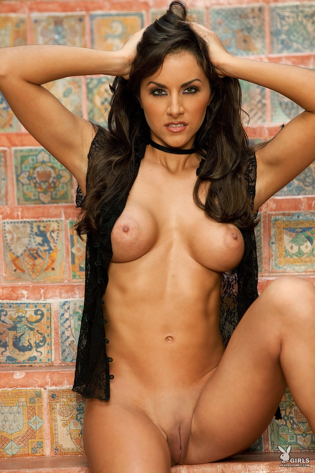 x ART x MODELS x: Playboy Busty Babes - Rebecca Lynn Nude ...