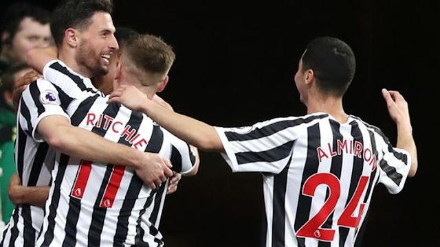 Newcastle United Sean Longstaff