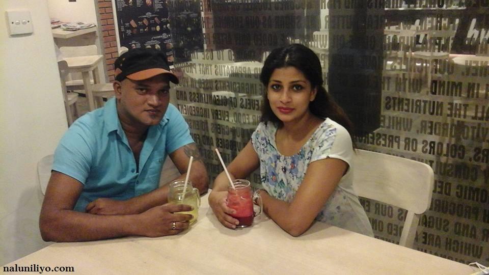 Nadeesha Hemamali gossip boyfriend Rasaga De Silva