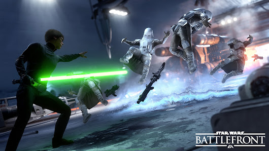 Star Wars Battlefront Beta: Extended