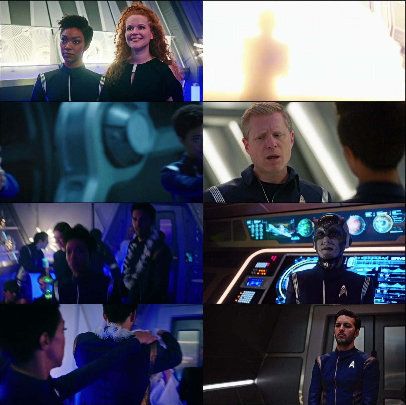Star Trek Discovery Temporada 1 720p Latino