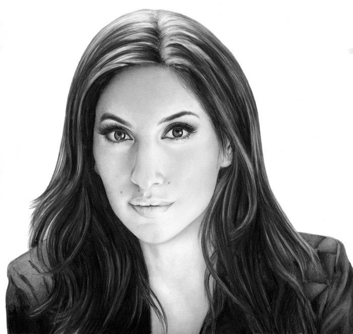 Рисунки карандашом. Cath Riley