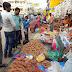 दीपावली को लेकर बाजारो में उमड़ी भीड़ और लोगों में दिखा उत्साह |