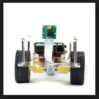 Gyroscope Robot 2018