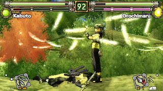 Download Naruto - Ultimate Ninja Heroes 2 - The Phantom Fortress Game PSP for Android - www.pollogames.com