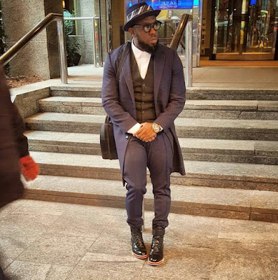 timaya style - 3 Nigerian Celebrities That Don't Follow Anyone on Instagram
