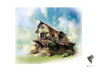 Загородные дома , эконом
