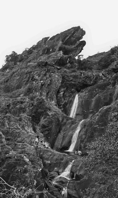 Cachoeira do Bom Despacho, em Tiradentes