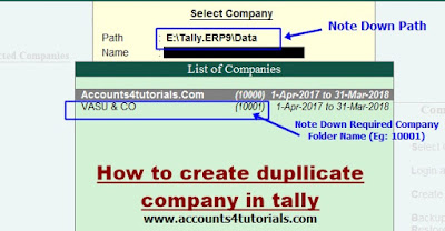 how to copy and paste data in tally