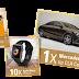 Castiga un autoturism Mercedes-Benz tip CLA Coupé sau alte premii speciale