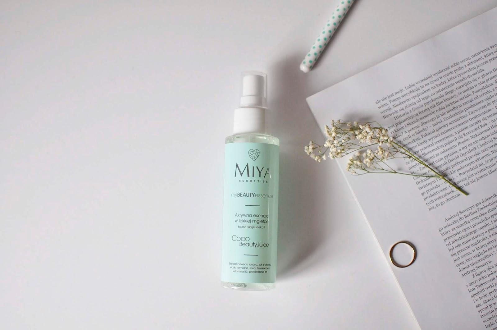 Twój pielęgnacyjny must have, czyli myBEAUTYessence | MIYA Cosmetics