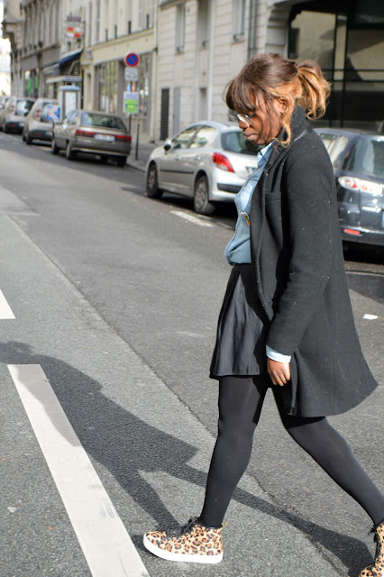 Streetstyle Paris