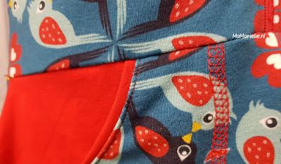detail van coverlock op Foliis