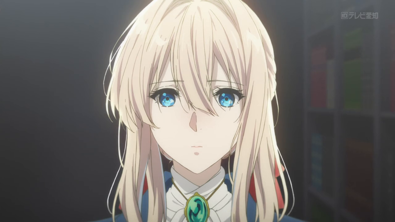 Violet Evergarden Episode 6 Subtitle Indonesia