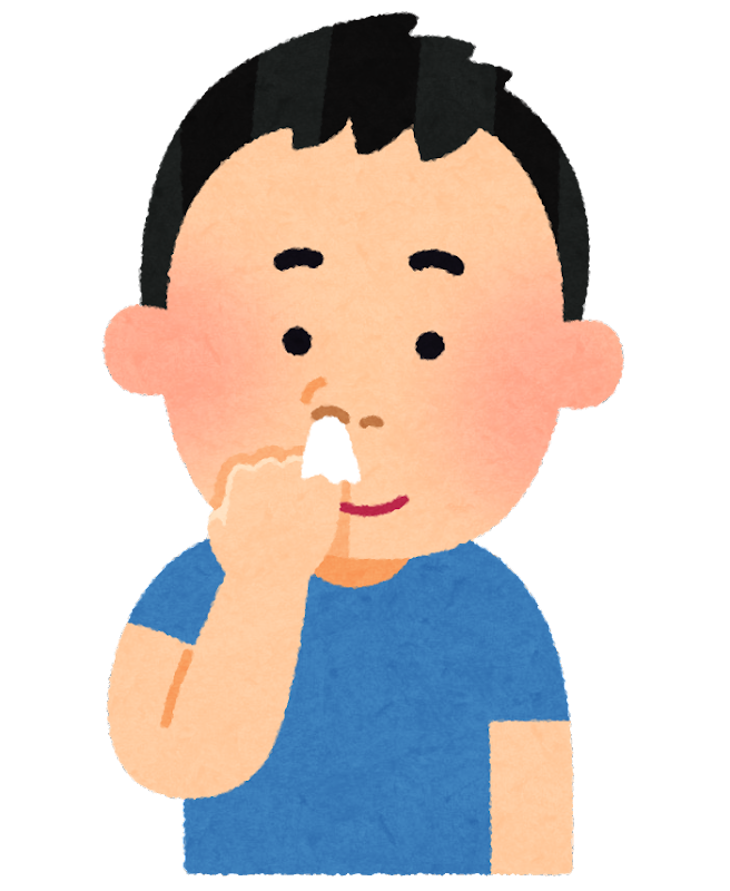 「鼻に詰める 無料画像」の画像検索結果