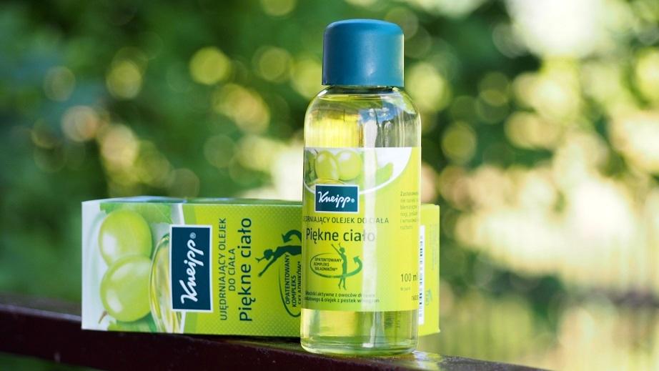 Ujędrniający olejek do ciała Kneipp