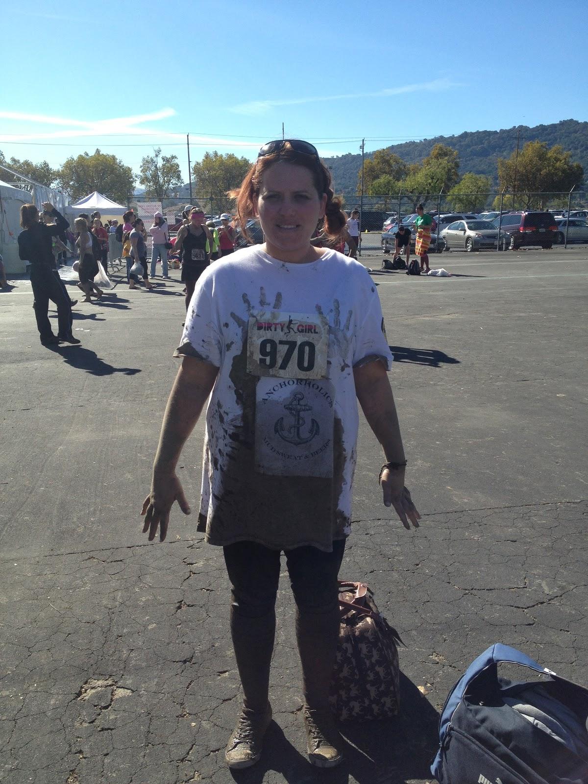 Uk To California Dirty Girl Mud Run-2710
