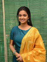 Keerthi Suresh Photo Gallery-cover-photo