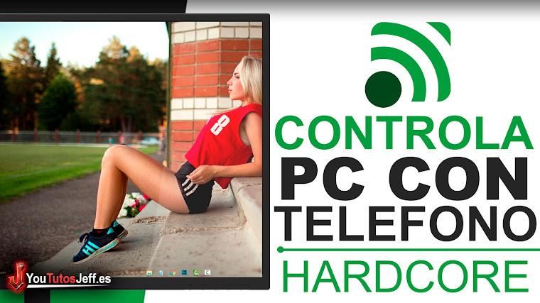Como Apagar mi PC con el Teléfono - Trucos PC